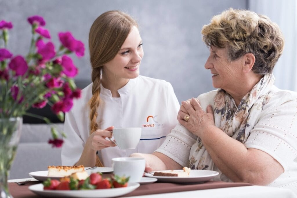 COVID-19 – Challenges to a domiciliary home care worker 1