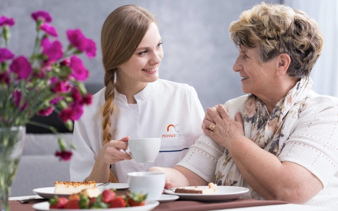 COVID-19 – Challenges to a domiciliary home care worker