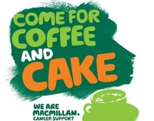 Come for Coffee & Cake in Woking